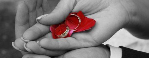 求婚戒指、訂婚戒指、結婚對戒,一次搞懂!